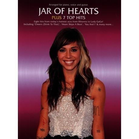Jar of Hearts + 7 top Hits