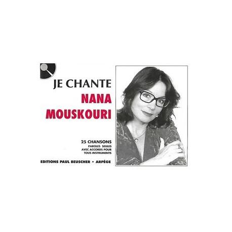 Nana Mouskouri - je chante - 25 chansons