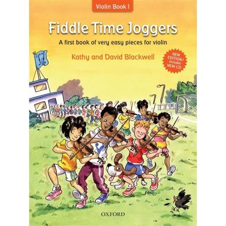 Fiddle Time Joggers 1 + CD - violon