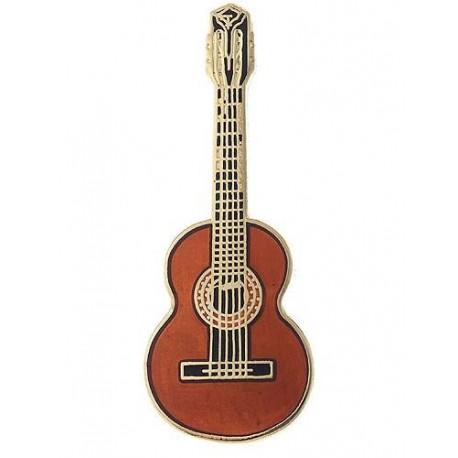 pin's Guitare Classique