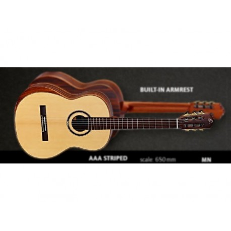 ORTEGA Guitare Classique StipedSuite