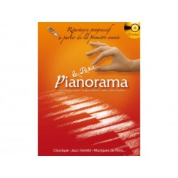 Le Petit Pianorama - 52 titres + CD