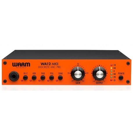Warm Audio Microphone Preamplifier WA12MKII