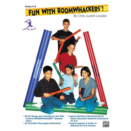 Fun With Boomwhackers Grades K-8 - Boomwhackers