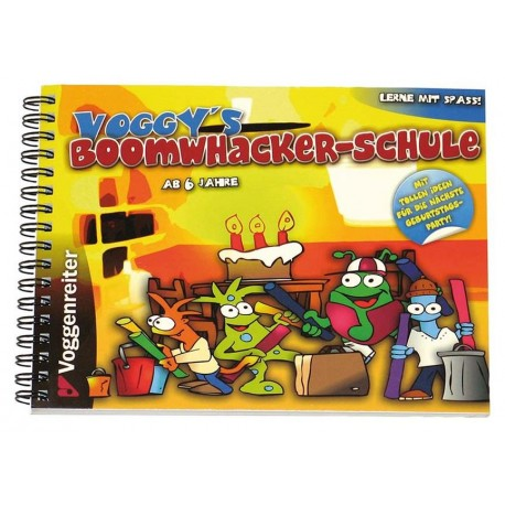 Voggy's Boomwhackerschule - Boomwhackers