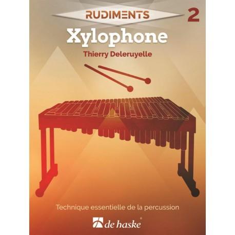 Rudiments 2 - Xylophone - Méthode