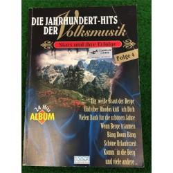 Die Jahrhundert-Hits der Volksmusik - 24 morceaux