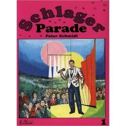 Schlager Parade Peter Schmidt -  pour accordéon