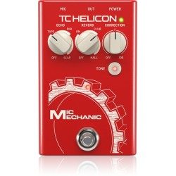 Pédale Vocal Mic Mechanic 2 - TC-Helicon