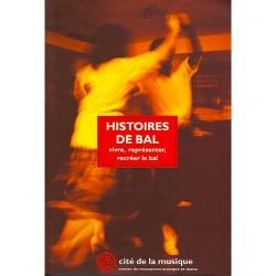 Livre histoires de bal - le bal a traversé les siècles...