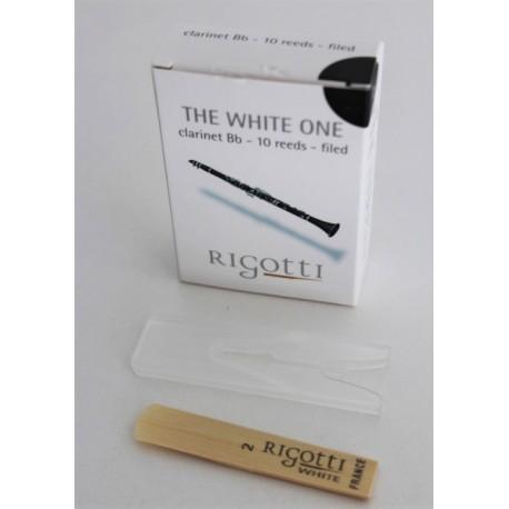 Clarinette Sib Rigotti White - anche