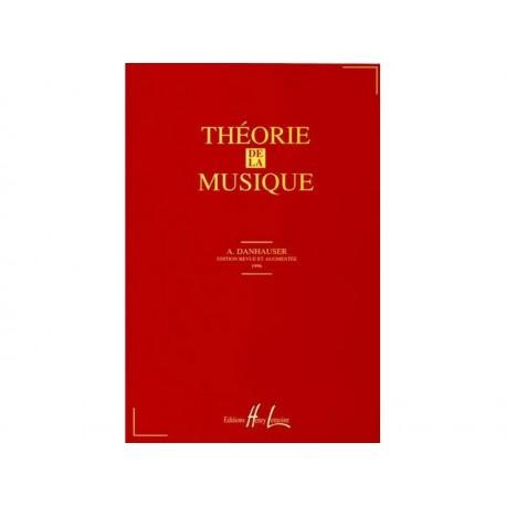 Théorie de la musique - Danhauser