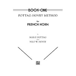 Pottag-Hovey Method for French Horn - Book I