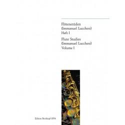 Flötenetüden - Flute Etudes, Vol.1 - Traversière