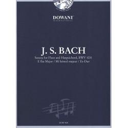 Sonate Flûte & Piano Eb Major - J.S. Bach