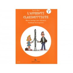 Apprenti Clarinettiste Vol. 1 - Méthode