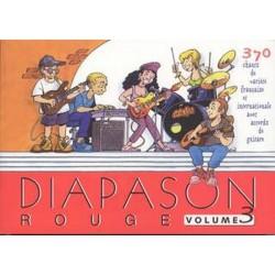 Diapason Rouge - Volume 3