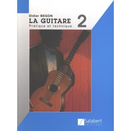 La Guitare Pratique et technique  - ACTION