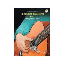 Je deviens guitariste + CD - Vol. 2