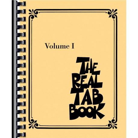 The Real Book Tab Guitar - Vol. 1