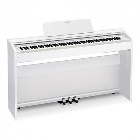 Piano Numérique CASIO PRIVIA PX-870 Blanc