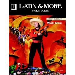 Latin and More - Duos Violon