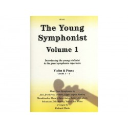 The Young Symphonist Vol 1 + Piano