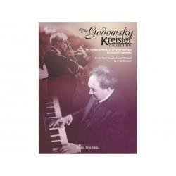Godowsky Kreisler collection Vl/Pno