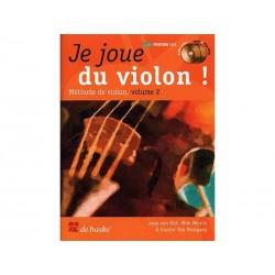 Je Joue du Violon, vol. 2, Méthode
