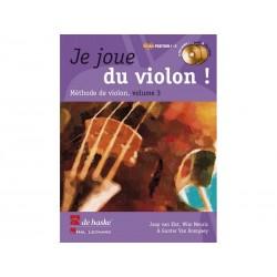 Je Joue du Violon, vol. 3, Méthode