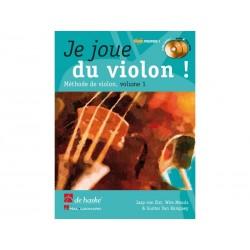 Je Joue du Violon, vol. 1, Méthode