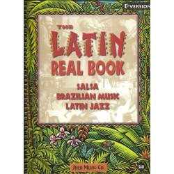 The Latin Real Book EB - Mib - sax alto
