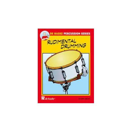 Rudimental Drumming - méthode caisse-claire  50%