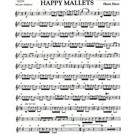 Happy Mallets