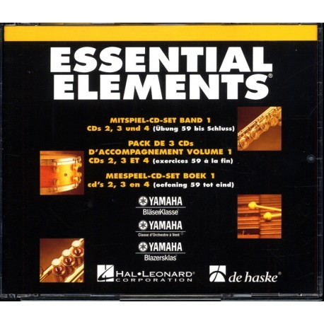 Essential Elements CD