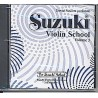 SUZUKI Violin School 3 +  LE CD