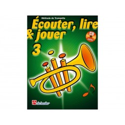 Ecouter, Lire & Jouer Tompette / Cornet 3