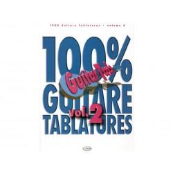 100% Guitare Tablatures - Vol. 2