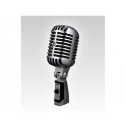 SHURE Micro SH55 - Micro voix Elvis