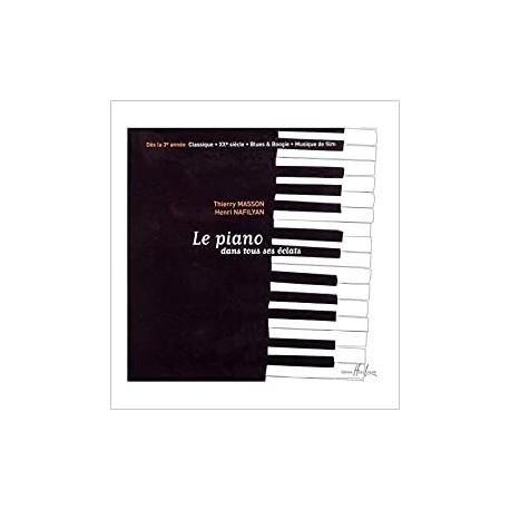 CD Le piano dans tous ses éclats