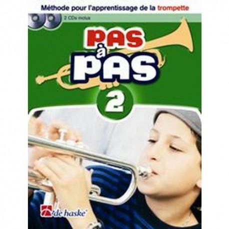 CD Pas à Pas no. 2