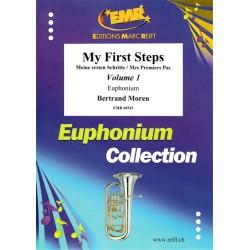 My First Steps Euphonium Vol. 1 - méthode