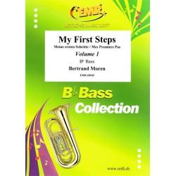 My First Steps Basse Sib Vol. 1 - méthode Clé de Sol