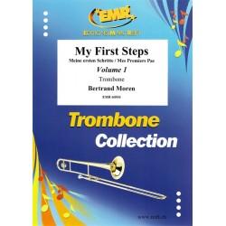 My First Steps Trombone Vol. 1 - méthode Clé de Fa