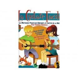La guitare facile + CD - Méthode