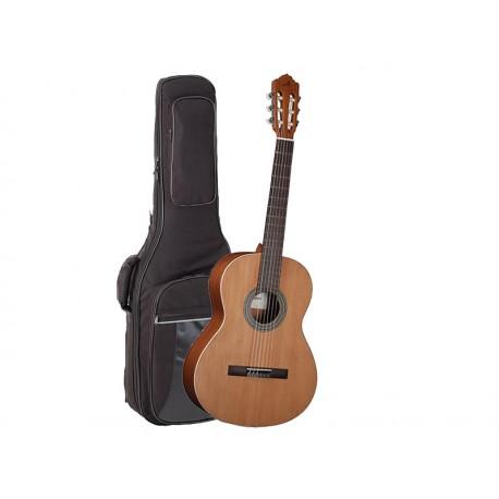 ALMANSA Guitare Classique 400 Cèdre