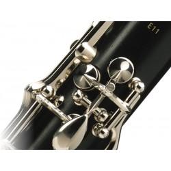 Clarinette Sib E11 17 clés Ni + Gigbag - Buffet Crampon