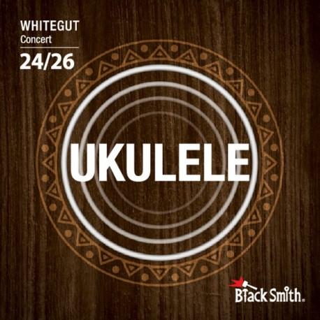 Cordes Ukulele Concert Whitegut